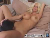 She wanted to fulfill their longtime fantasy of being with a much younger man
